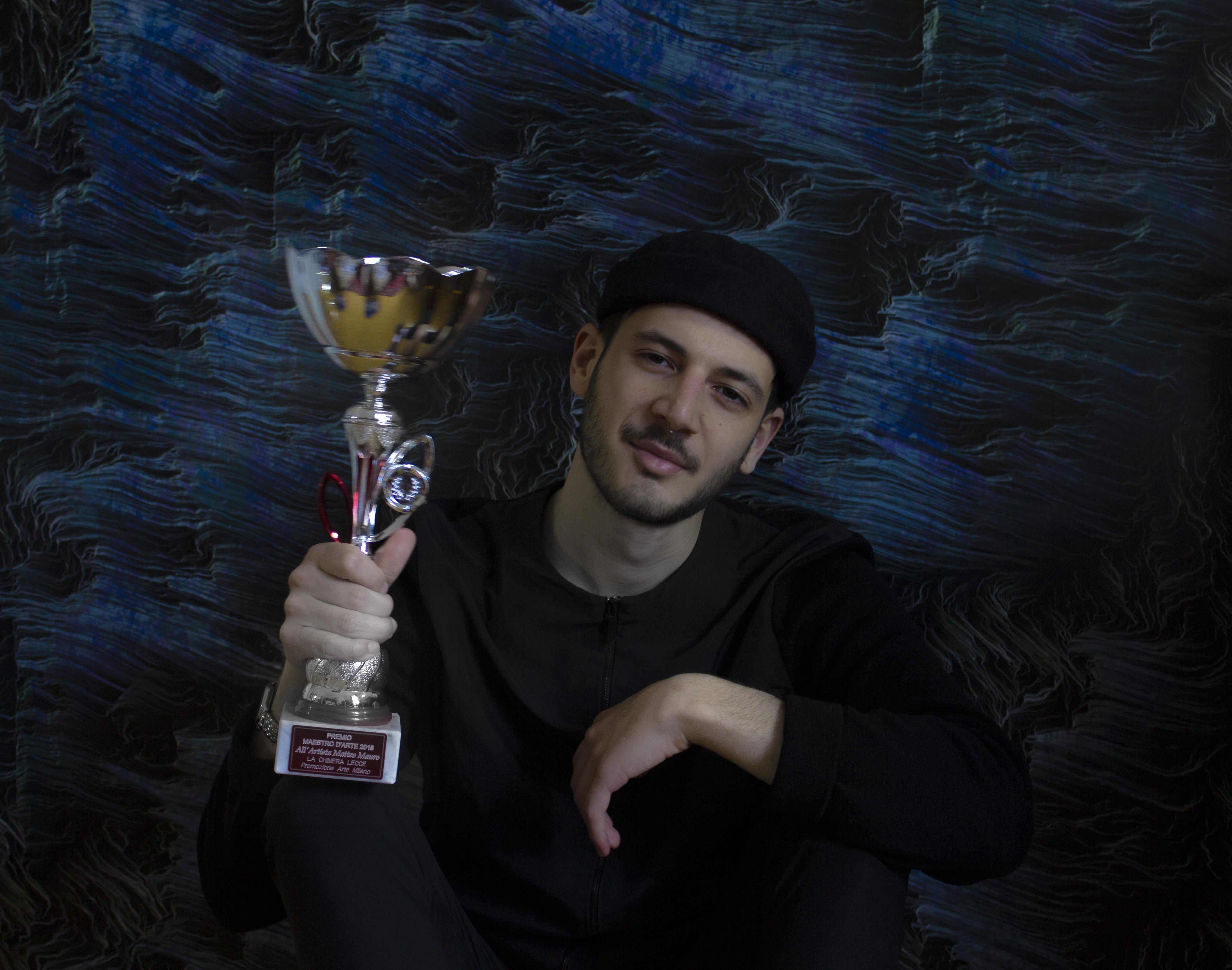 Art Prize Matteo Mauro