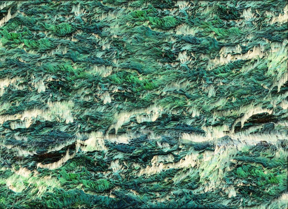 Matteo Mauro - Aquamarine Tempesta