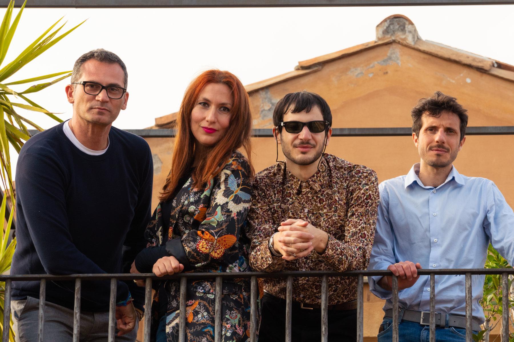Farmabarocco, Aurelia Nicolosi, Matteo Mauro.