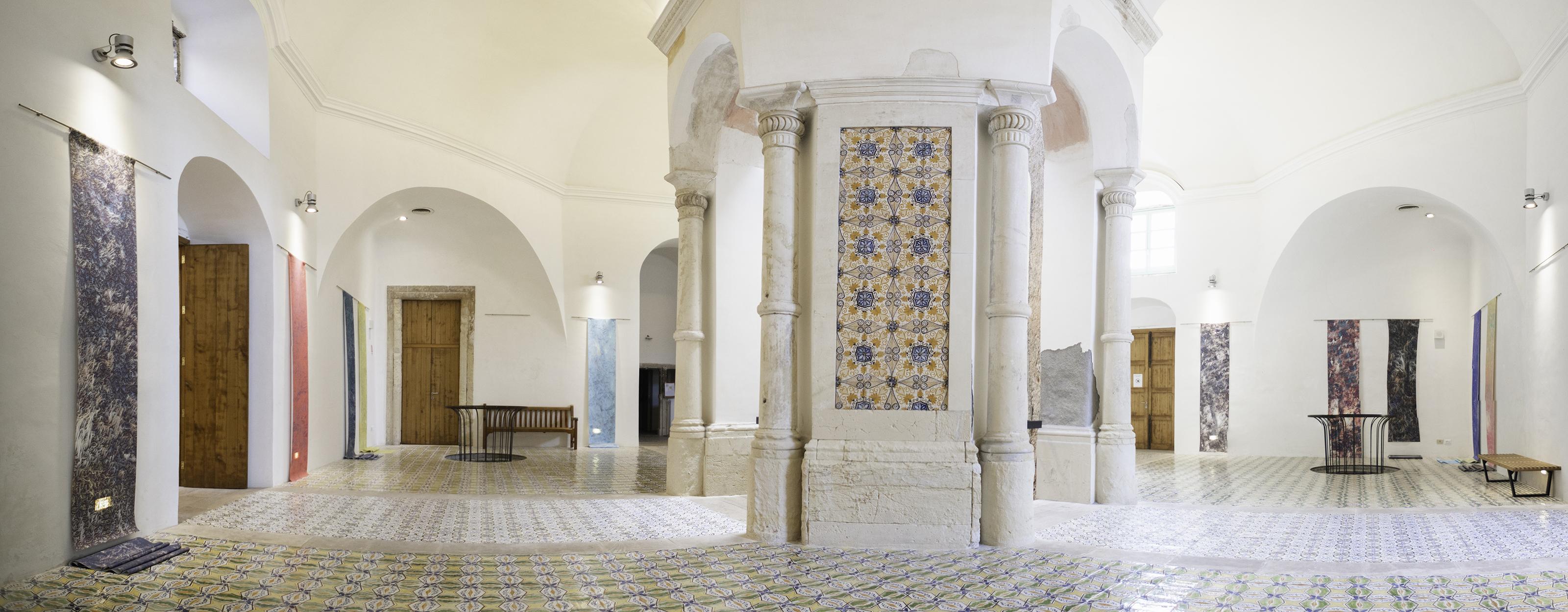 Matteo Mauro, Museo della Fabbrica, Monastero Benedettini