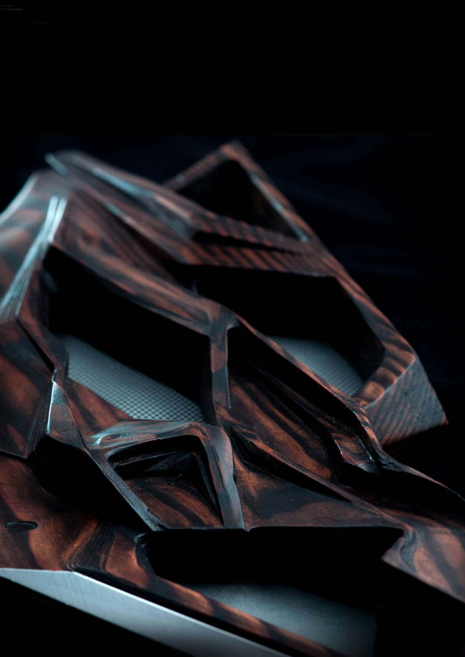 Matteo Mauro - Cuzco Architectural Sculpture