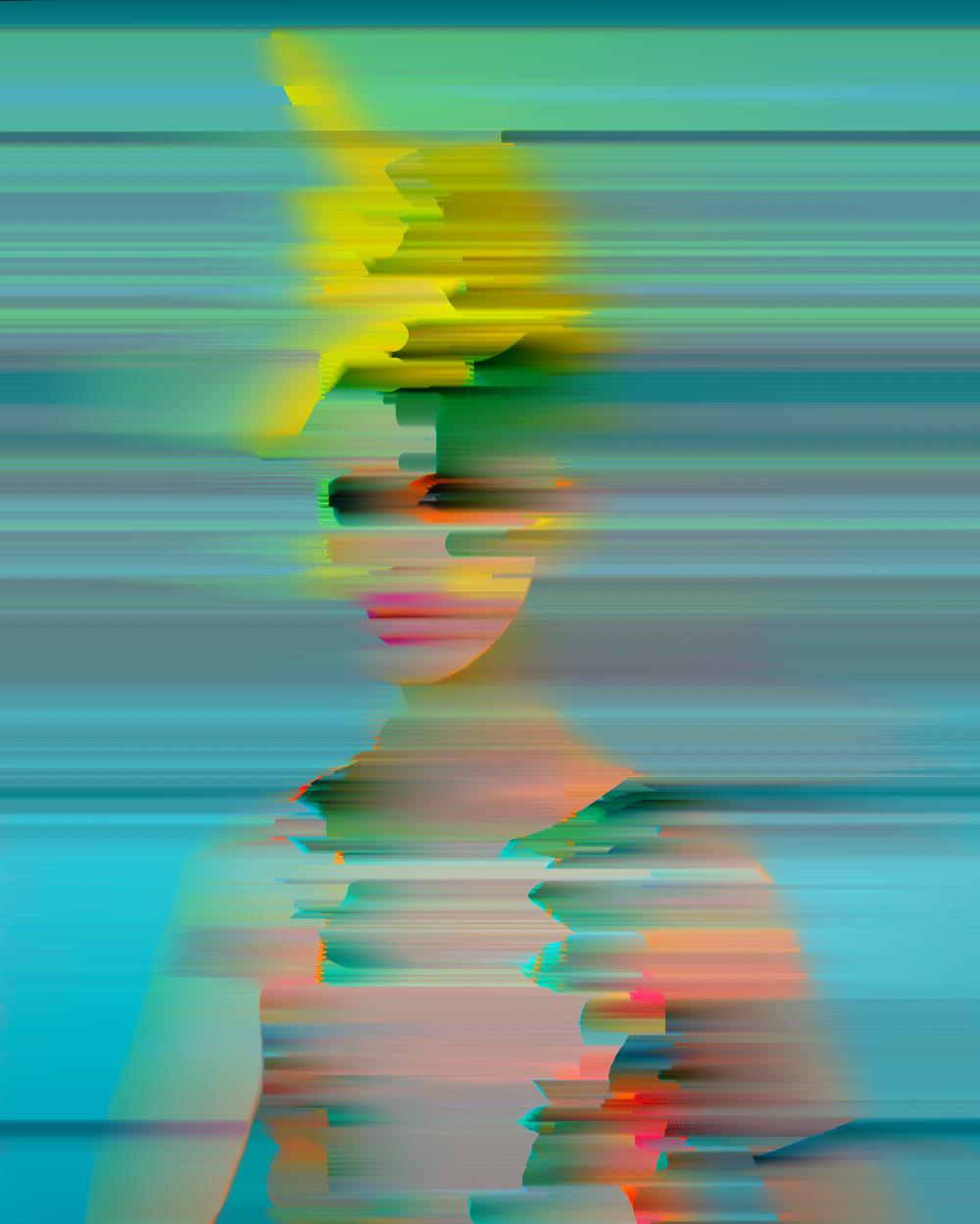 Matteo Mauro, Excessive Portraits, Midas