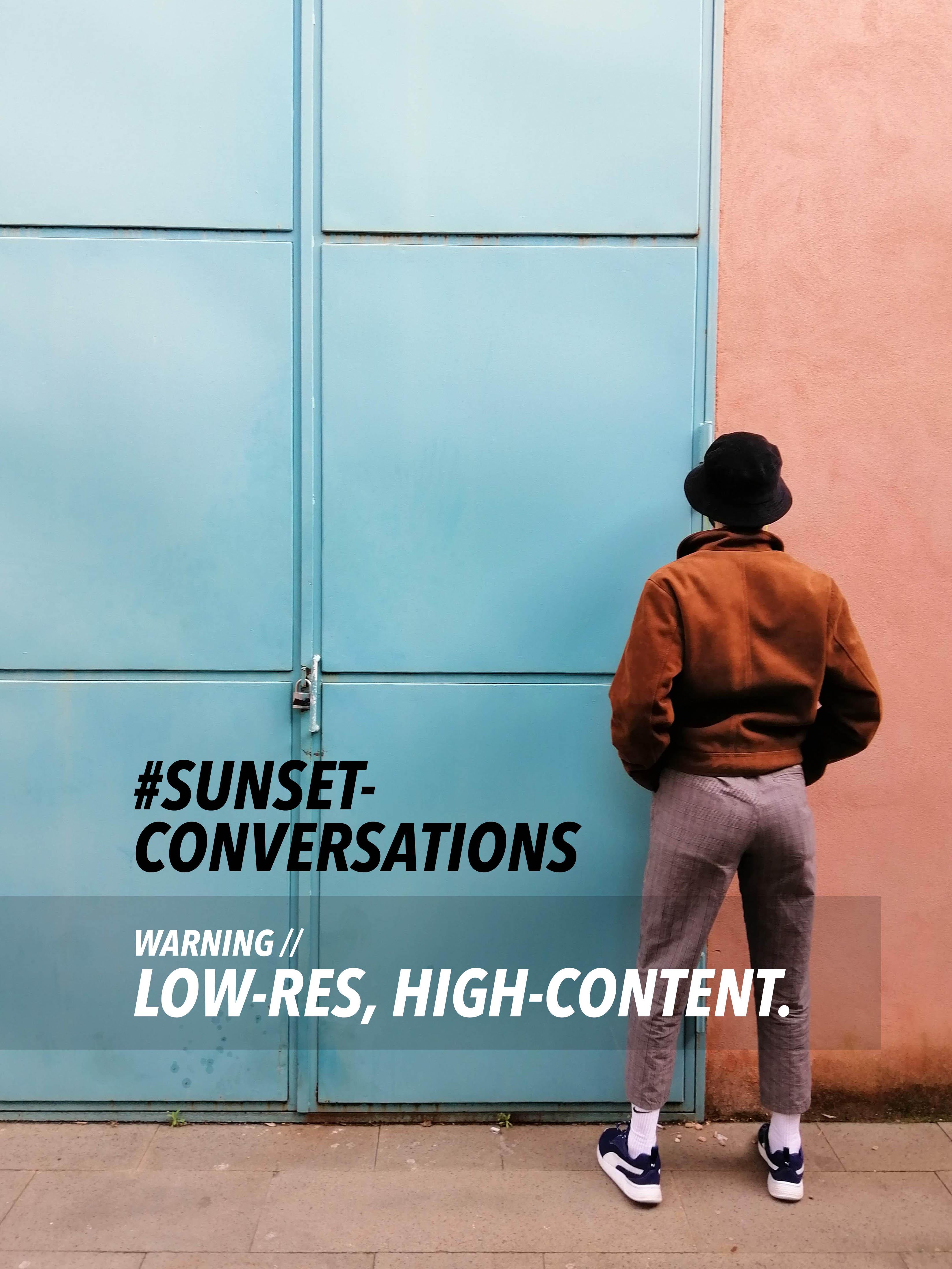 Matteo Mauro Sunset Conversations