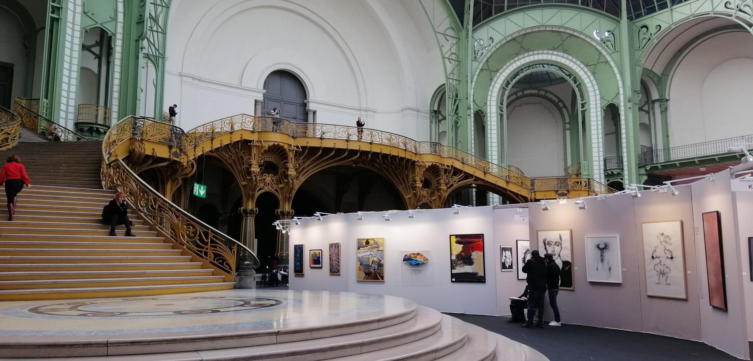 Grand Palais - Art Capital 2020 Matteo Mauro (1)